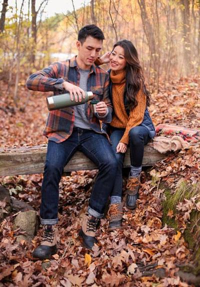 идеи для семейной фотосессии на природе осенью с детьми 6