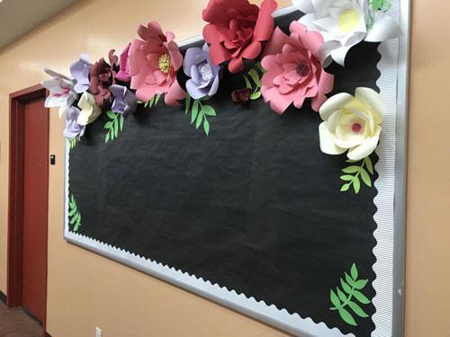 украшение сцены на день учителя своими руками